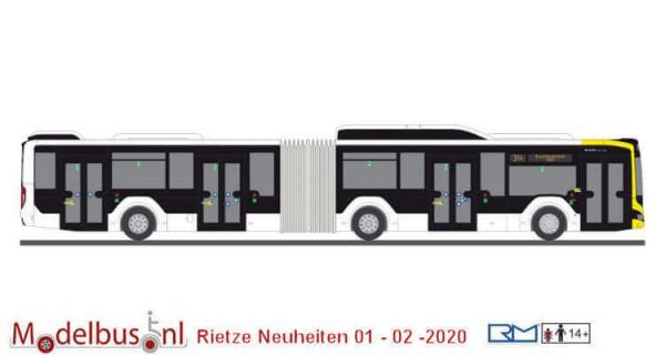 Rietze 75804 MAN Lion´s City 18 G´18 VWG Oldenburg
