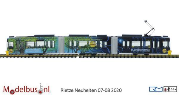 Rietze STRA01071 Adtranz GT6 MVG Mainz-Entega