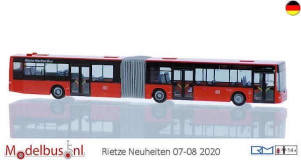 Rietze 72774 MAN Lion's City G Rhein-Neckar-bus