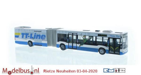 Rietze 73662 MB Citaro G´15 Stadtverkehr Lübeck - TT Line