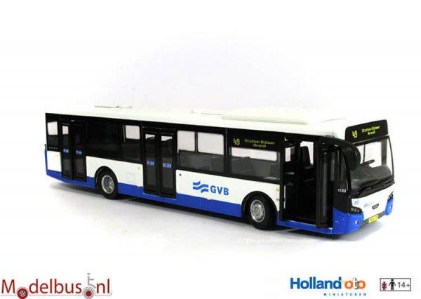 HollandOto 8-1069 VDL Citea GVB Modelbus.nl