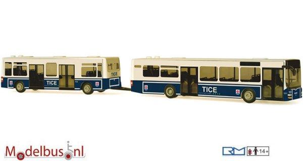 Rietze Automodelle 66018 TICE Göppel Maxi Train