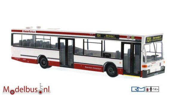 Rietze 75210 Mercedes-Benz O 405 N2 Rheinbahn H0 1:87 Modelbus.nl