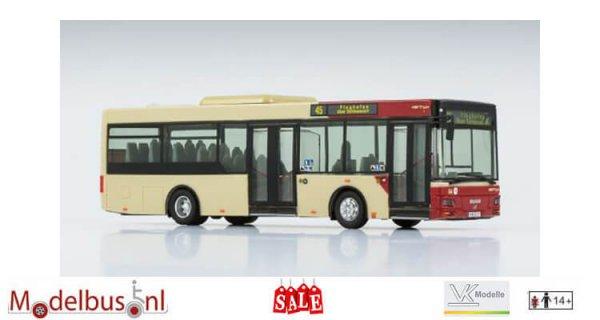 VK-Modelle 09162 MAN A76 Klagenfurter Verkehrsbetriebe