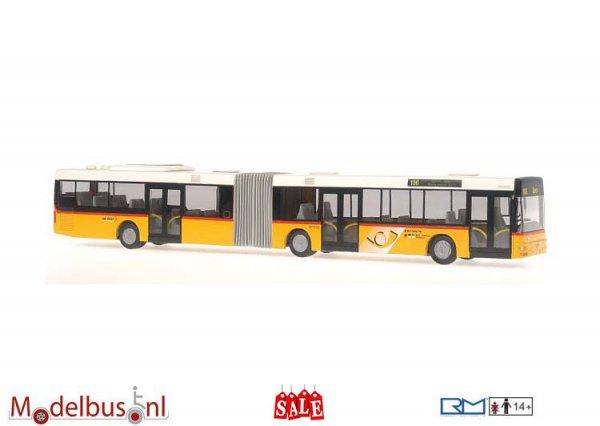 Rietze 65238 MAN NG 313 Postauto Bern