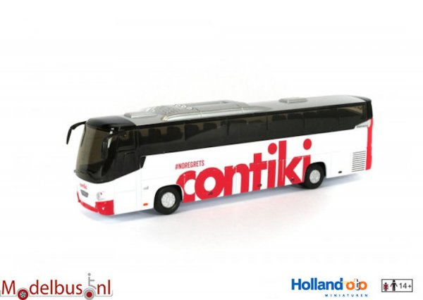HollandOto 8-1134A VDL Futura Contiki white red
