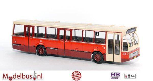 HB Model GEVU 40 DAF SB 201 DKDL Hainje CSA2