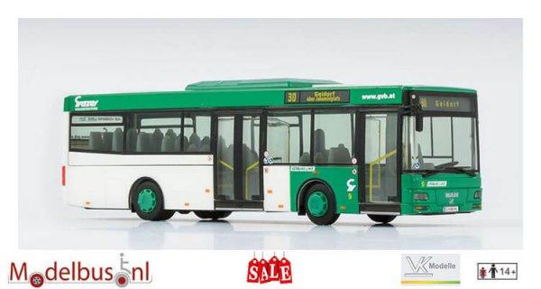 VK-Modelle 09172 MAN A78 Grazer Verkehrsbetriebe