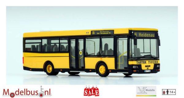 VK-Modelle 09091 MAN A76 Taeter Tours GmbH Dresden
