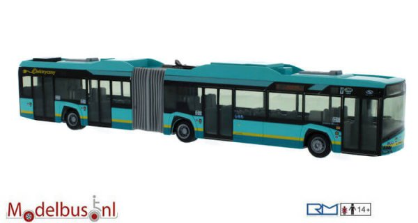 Rietze 73124 Solaris Urbino 18 '14 electric PKM Jaworzno (PL) H0 1:87