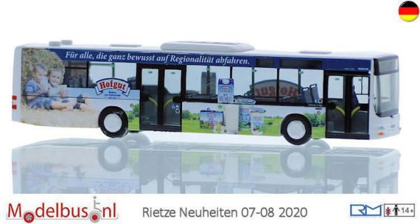 Rietze 72727 MAN Lion´s City Röhler Touristik, Crailsheim