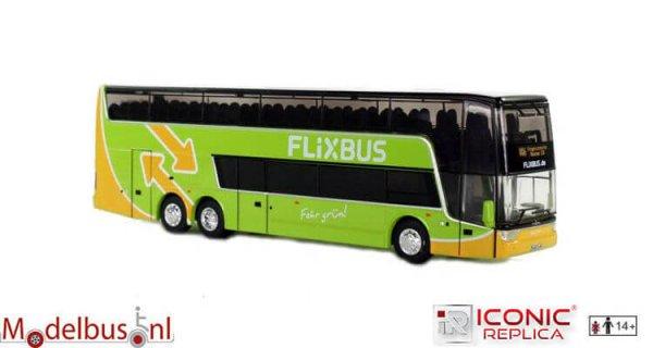 conic Replicas 087-0094 Van Hool TDX: Flixbus