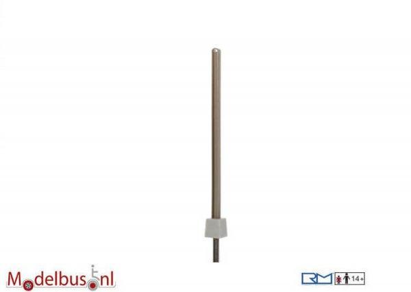 Rietze 70806 Strassenbahn H-Profil Abspannmast H=80mm (5 st.)