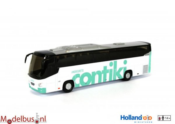 HollandOto 8-1134C VDL Futura Contiki white-green