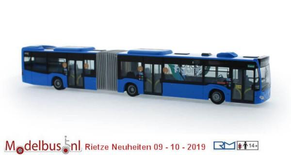 """Rietze 73652 Mercedes-Benz Citaro G Hybrid '15 """"Verkehrsgesellschaft Wilhelmshaven GmbH"""""""