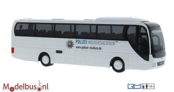 Rietze 65551 MAN Lion´s Coach ´15 Polizei Niedersachsen