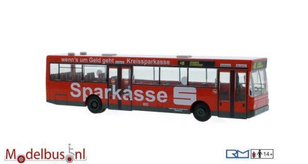 Rietze 72128 MAN SL 202 Kreiswerk Heinsberg Sparkasse