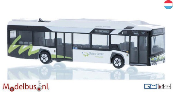 Rietze 76808 Solaris Urbino 12´19 electric Sales Lentz