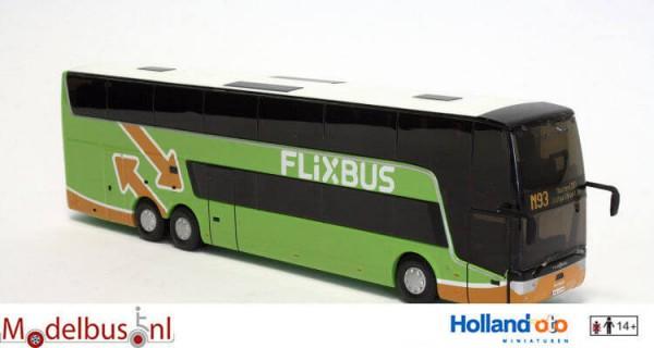 HollandOto 8-1182 Flixbus van Hool TX Astromega
