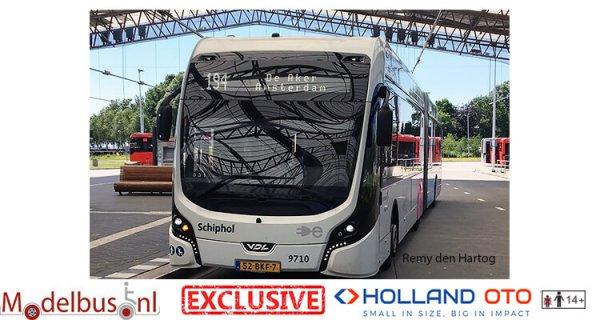 HollandOto 8-9710 Connexxion Schiphol VDL Citea SLFA
