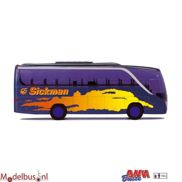 AWM Automodelle 71715 Setra 411 HD Sickman