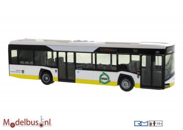 Rietze 73022 Solaris Urbino 12 Omnibus Vogel