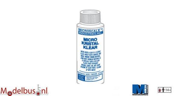 Microscale Micro MI-9 Kristal Klear