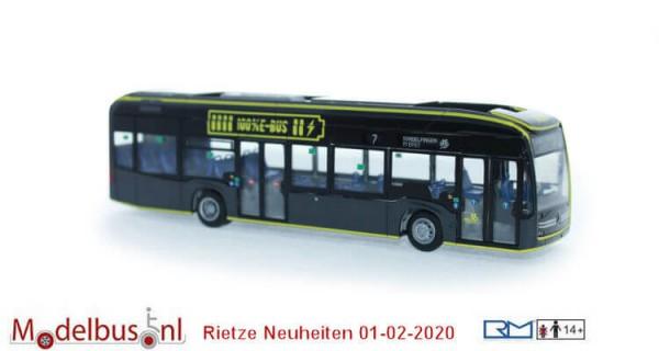 Rietze 75516 Mercedes-Benz eCitaro RSV Reutlingen