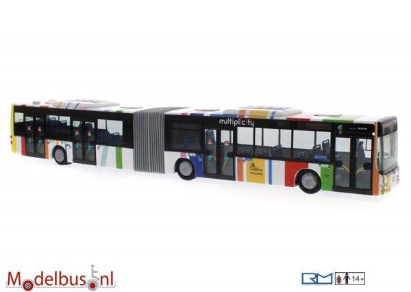 Rietze 72754 MAN Lion's City G Euro 6 Emile Weber