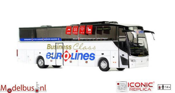 Iconic Replicas IR-0100 Temsa Marathon Eurolines Business Class