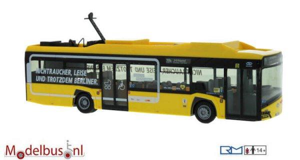 Rietze 73029 Solaris Urbino Electric BVG