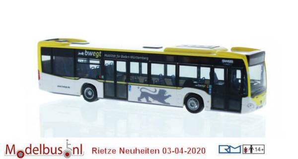 """Rietze 69495 Mercedes-Benz Citaro ´12 """"SWEG - bwegt"""""""