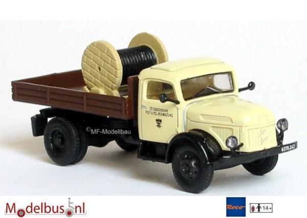 Roco Starline PO2165 Steyr 480 LKW met kabelrol