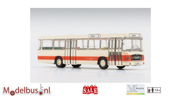 VK-Modelle 14072 750 HO-M11 A Metrobus Verkehrsbetriebe Westfalen-Süd GmbH (VWS), Siegen