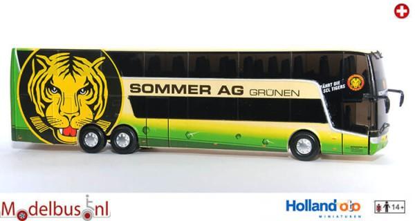 HollandOto 8-1187 Sommer AG van Hool TX Astromega