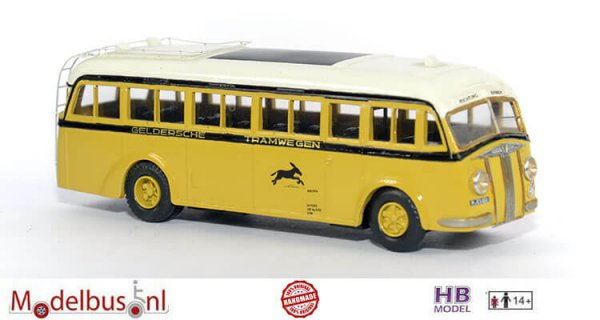 HB Model GTW 129 Krupp TD4N 332 Verheul