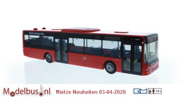 Rietze 73908 MAN Lion´s City ´15 Rhein-Neckar-Bus