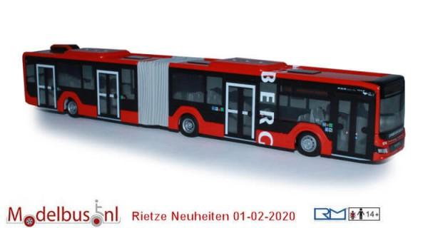 Rietze 75805 MAN Lion's City 18 '18 Zimmerberg Bus