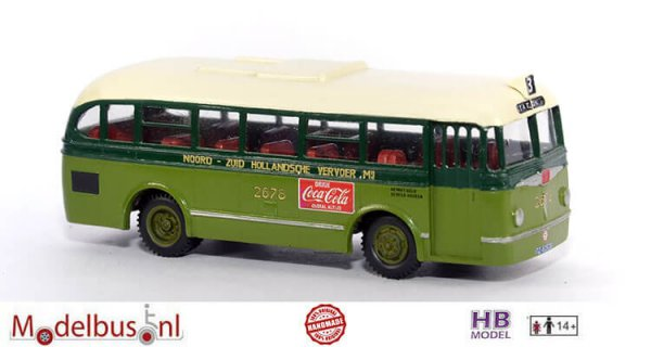 HB Model NZH 2678 Ford B 59 Transit Verheul NS serie 2600