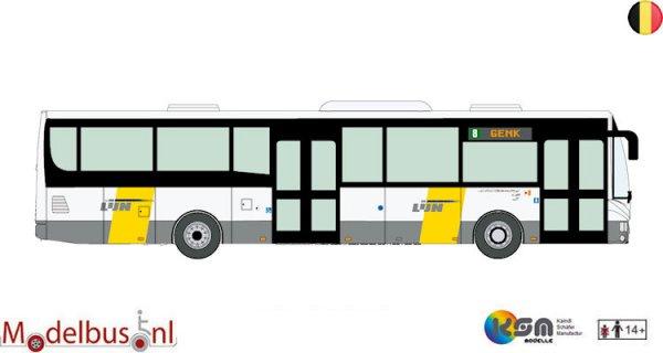 KSM Modelle 100487 Irisbus Crossway LE De Lijn