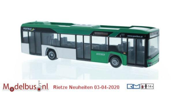 """Rietze 77201 Solaris Urbino 12 '19 """"Postbus Verbundlinie"""" Österreich"""