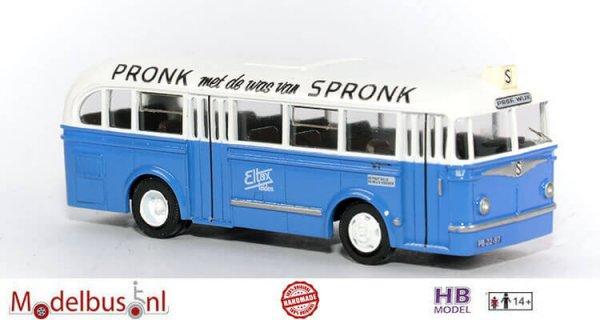 HB Model Eltax 87 Ford B 59 Transit Verheul NS serie 2600