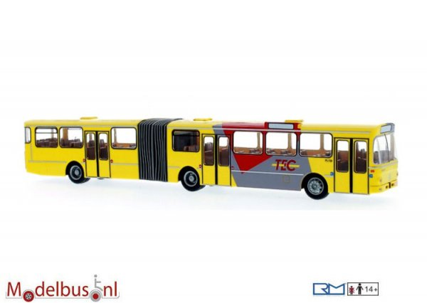 Rietze 74512 Mercedes Benz O305 Geleed TEC (B)
