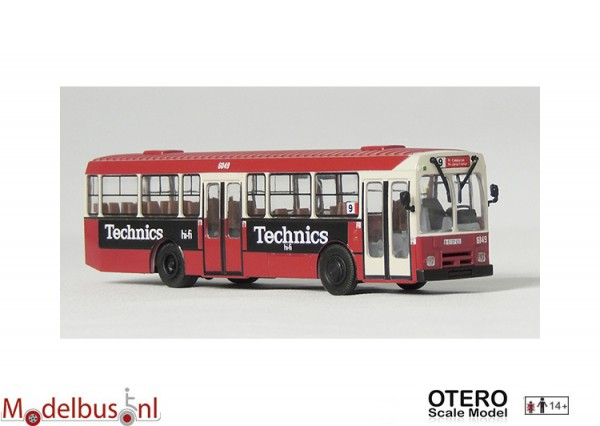 Otero Scale Model 87001C Pegaso 6038 TMB