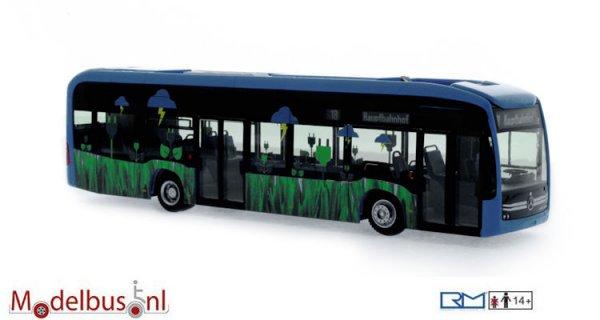 Rietze 75502 Mercedes-Benz eCitaro Vorfuhrdesign
