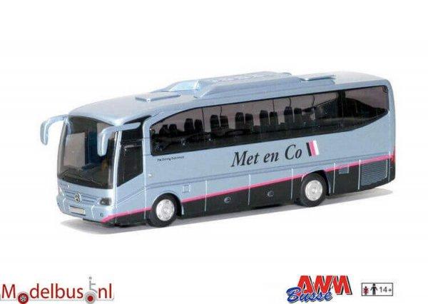 AWM Automodelle 73408 Mercedes-Benz Tourino Met & Co.