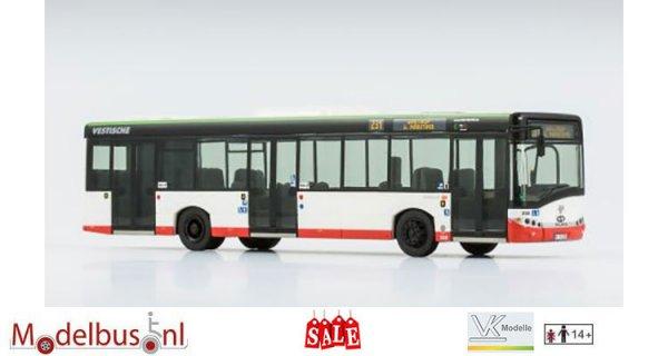 VK-Modelle 19014 Solaris U12 Vestische Straßenbahnen GmbH, Herten