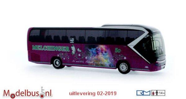 Rietze 73816 Neoplan Tourliner Melchinger Reisen, Neckartailfingen
