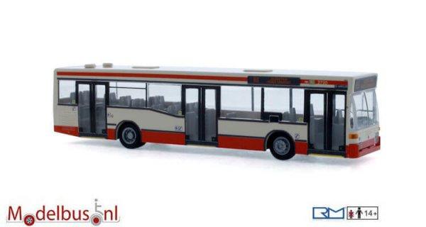 Rietze 75227 Mercedes-Benz O 405 N2 ZKM Gdansk