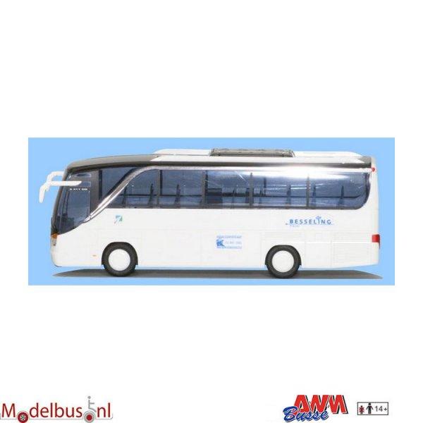 AWM Automodelle 71706 Setra 411 HD Besseling Amersfoort De Setra S 411 HD is een touringcarmodel, geproduceerd door de Duitse busfabrikant Setra. Dit model bus is in 2001 geïntroduceerd als vervanger van de Setra S 309 HD.